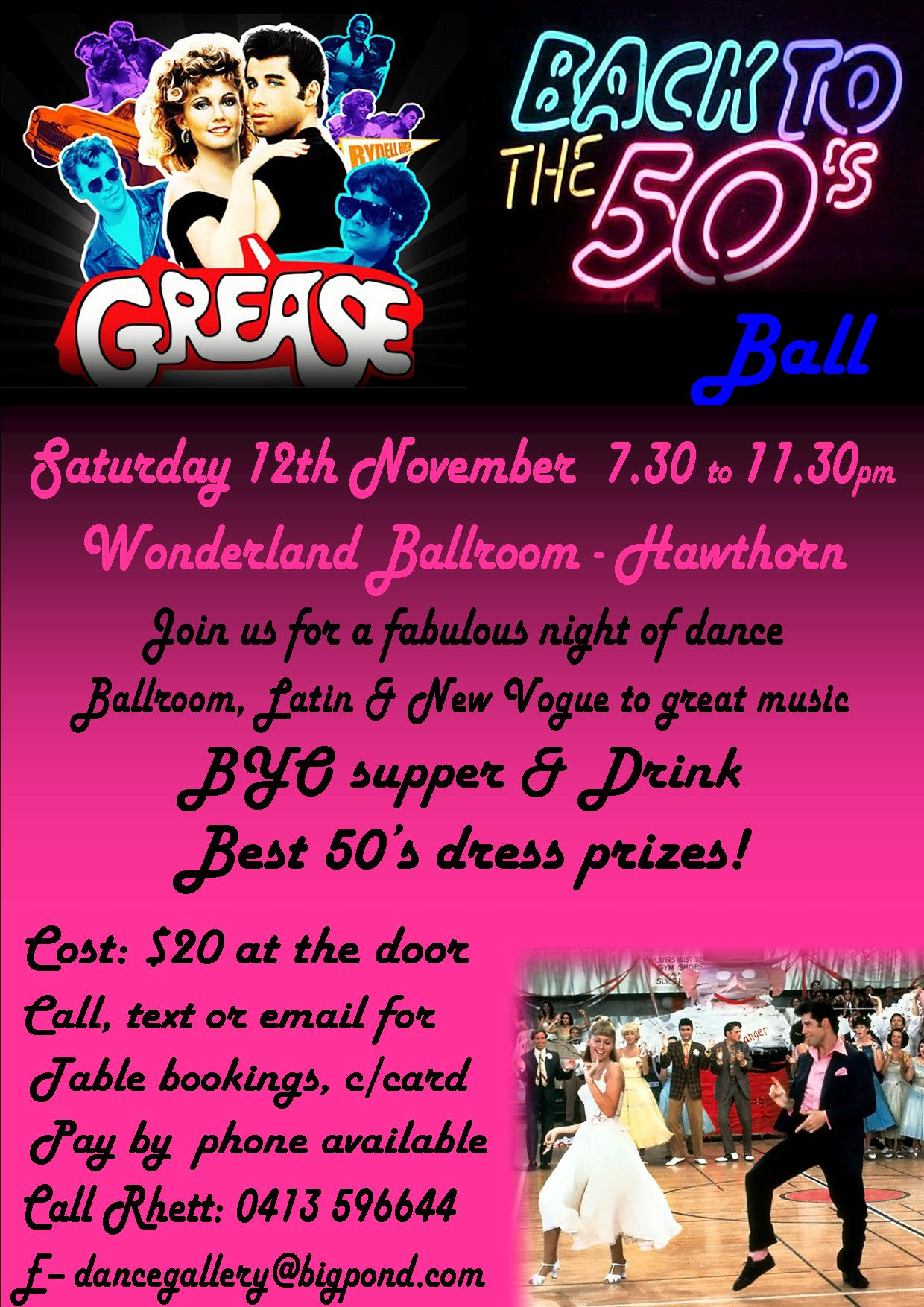 Grease50sBall2016